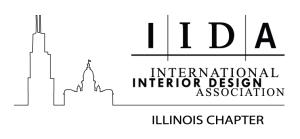 IIDA-Illinois Chapter Logo