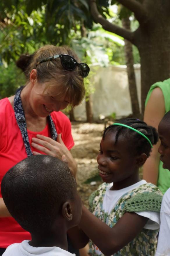 Tammi's trip to Haiti