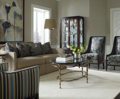 chicago design team living room